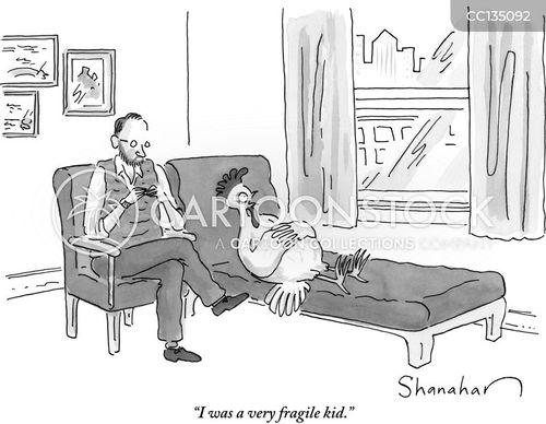 fragile cartoon