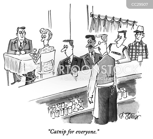illegal drugs cartoon