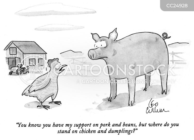 Animal Right's cartoon
