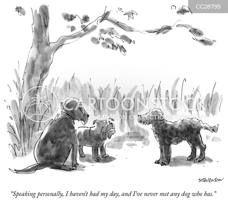 talking animals cartoon