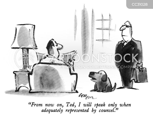 speaking cartoon