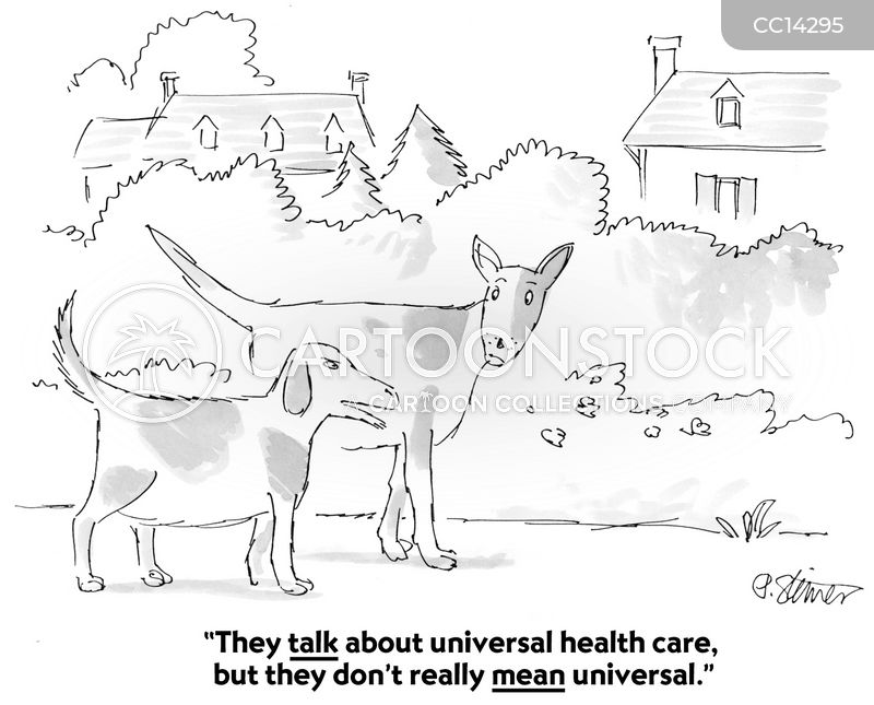 medicare cartoon