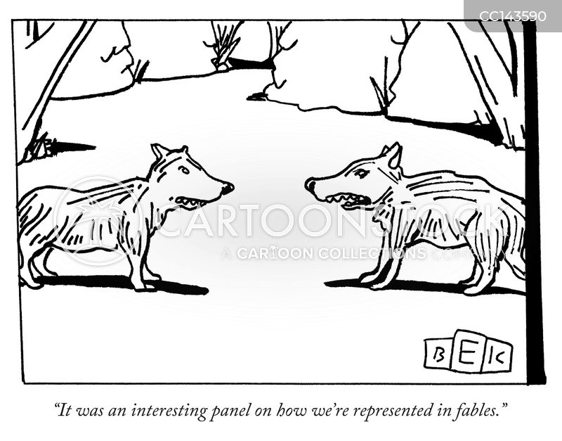 panel cartoon