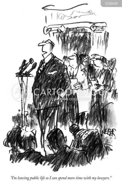 criminal offence cartoon