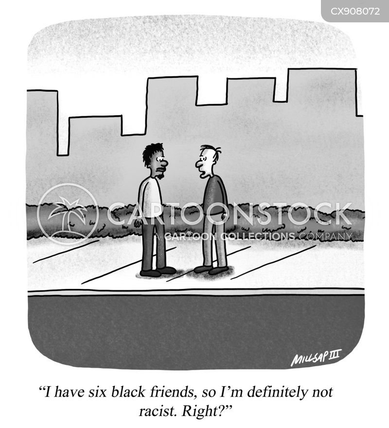 friendship group cartoon