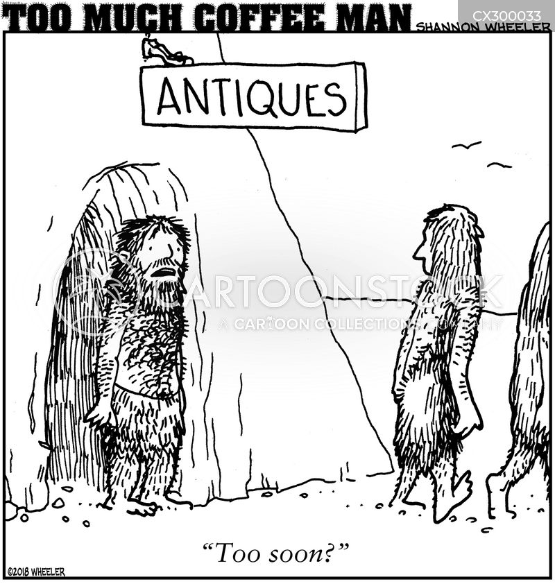 antique cartoon