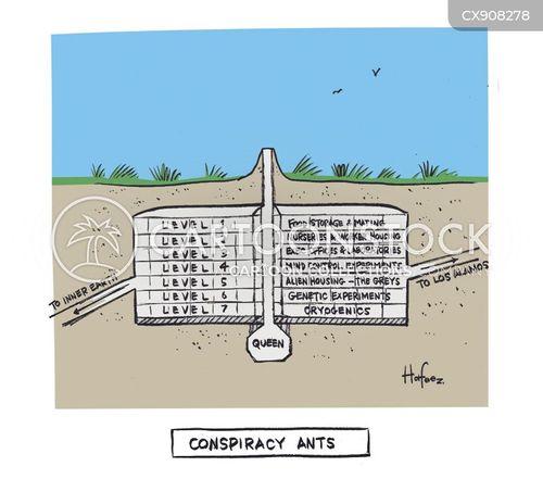 colony cartoon