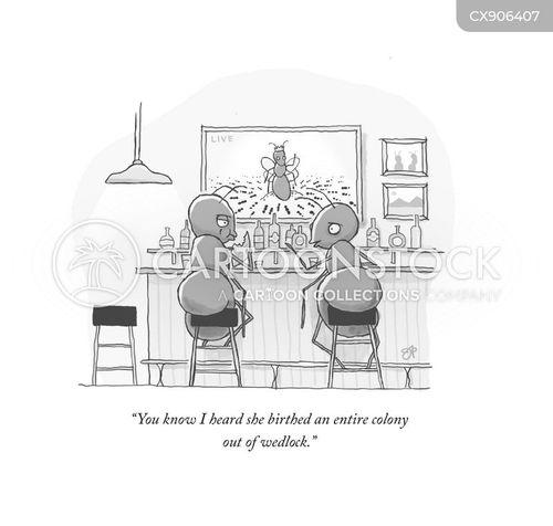 traditional values cartoon