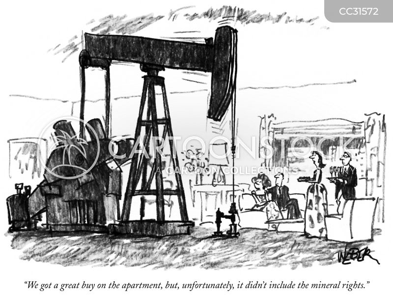 mining equipment cartoon