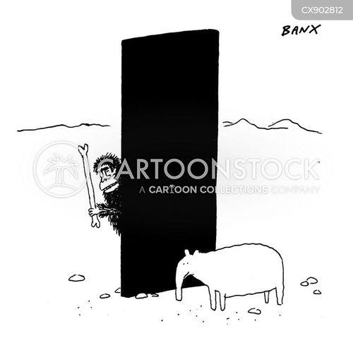 primates cartoon