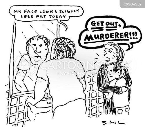overreacting cartoon