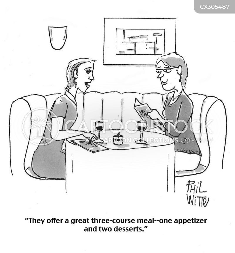 special offers cartoon