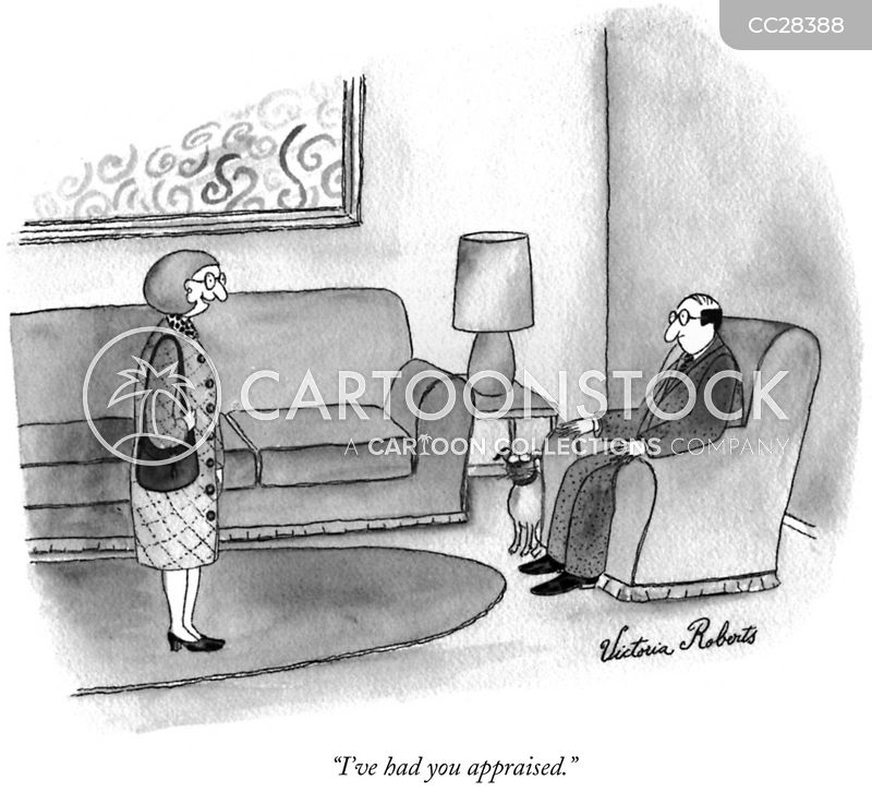 appraisal cartoon