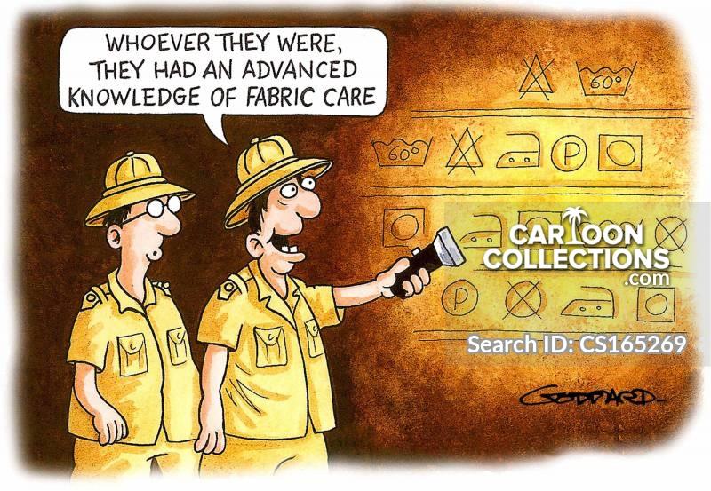 washing care cartoon