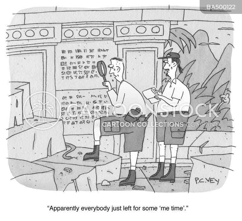 ancient societies cartoon