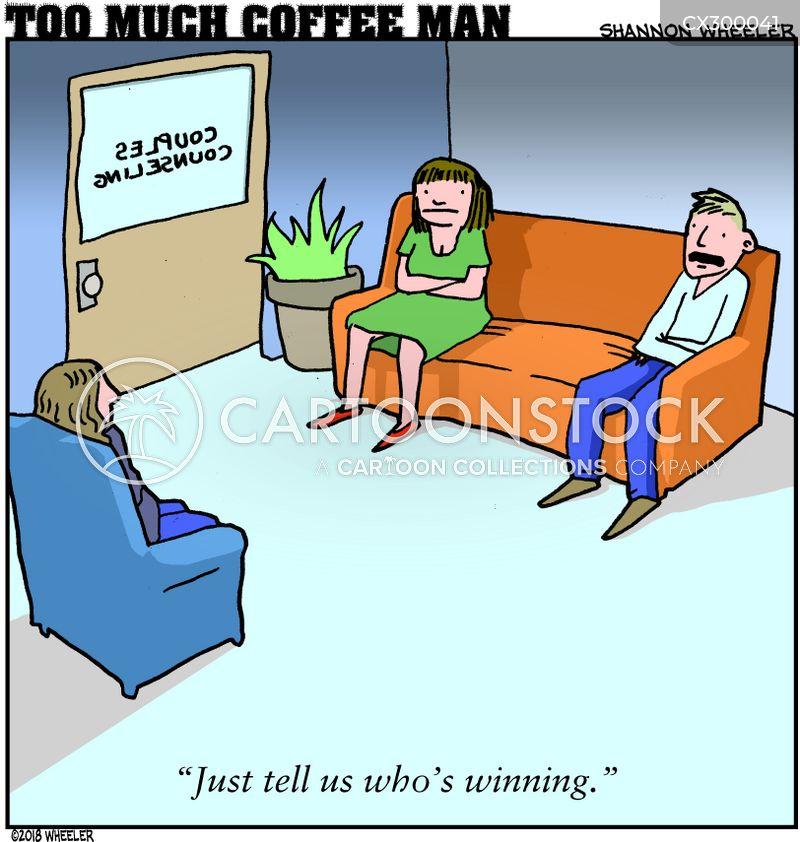 Wins cartoon