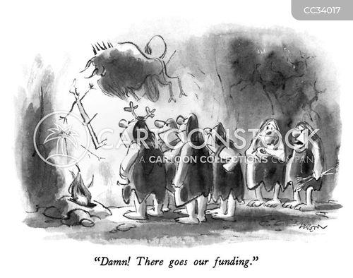 funder cartoon