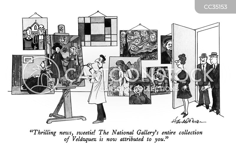 gallery cartoon