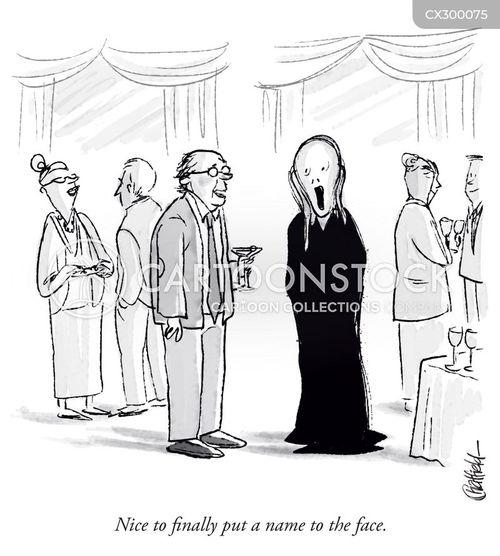 first meeting cartoon