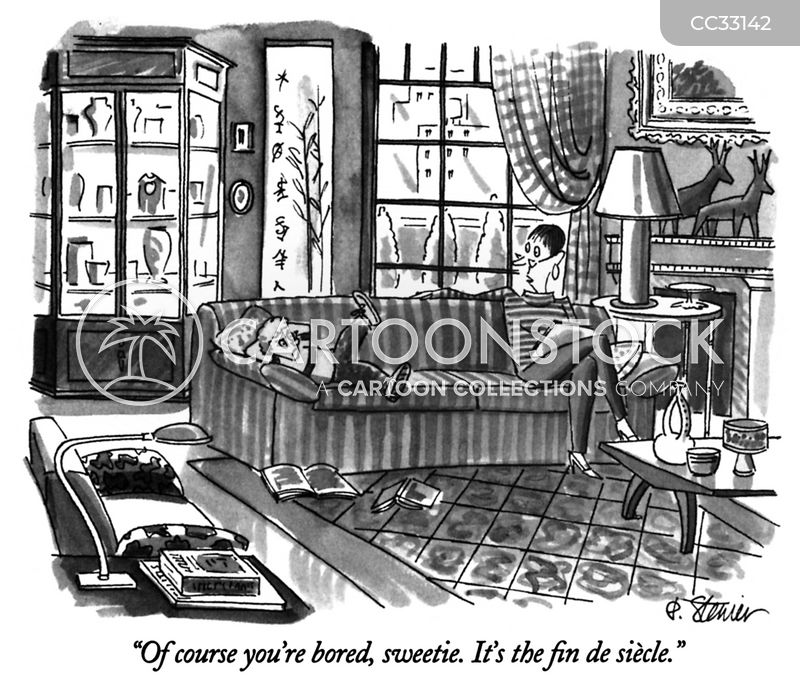 Museums cartoon