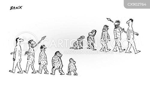 follow the leader cartoon
