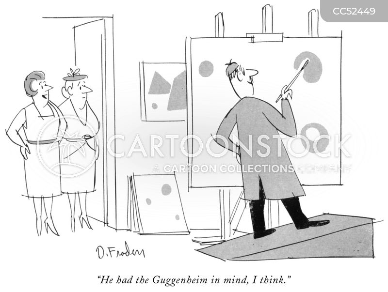 ambitiousness cartoon