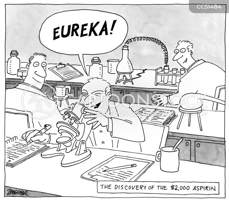 lab work cartoon