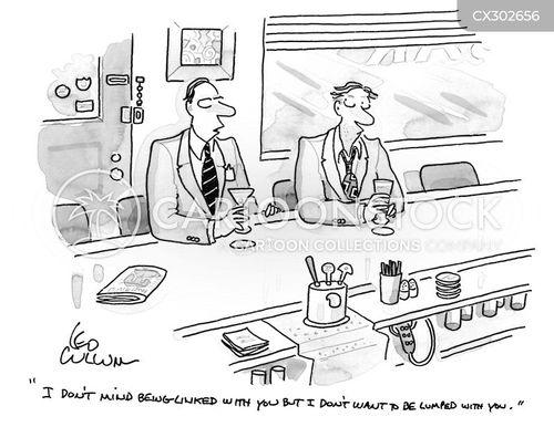association cartoon