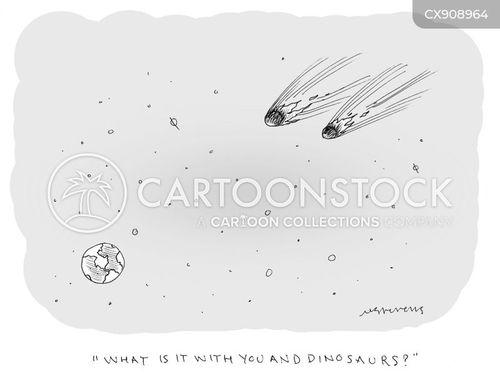destroys cartoon