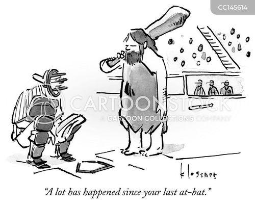 technical advances cartoon