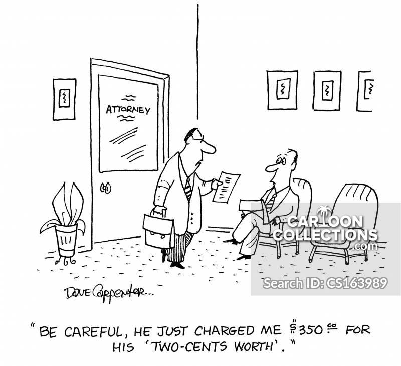 two-cents worth cartoon