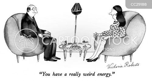 weird energy cartoon