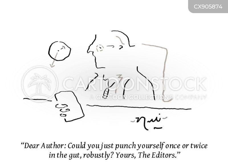 published cartoon