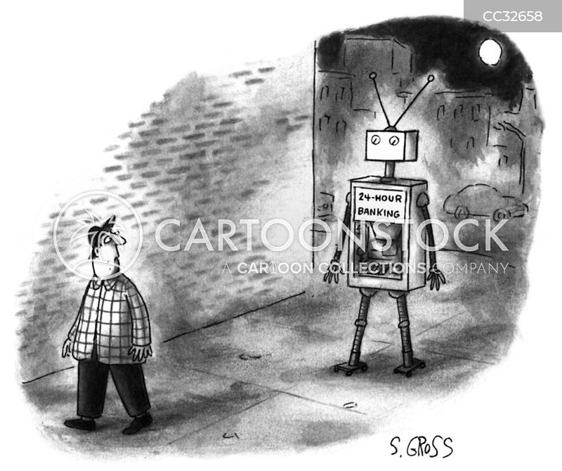 robots cartoon