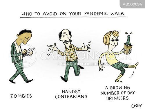 day drinker cartoon