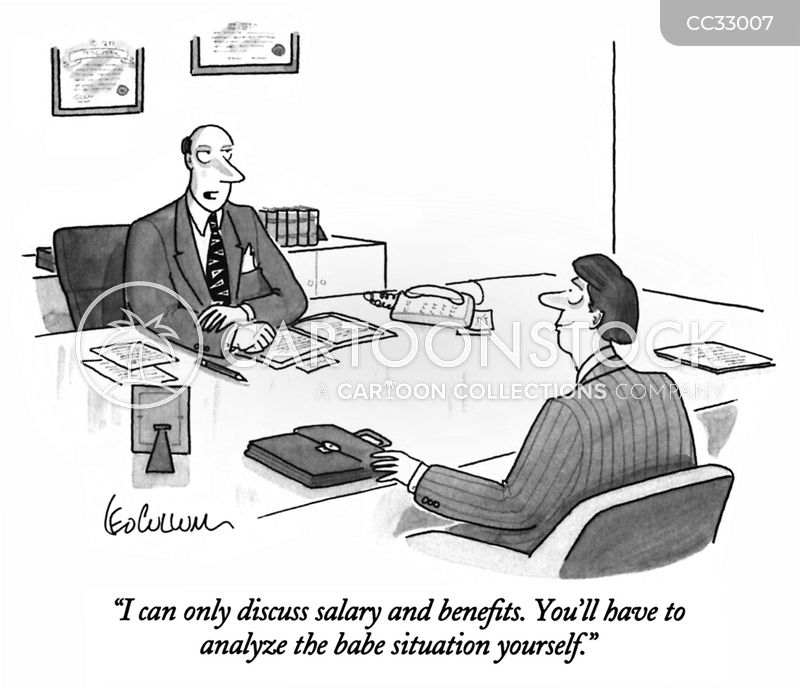 Job Qualification cartoon