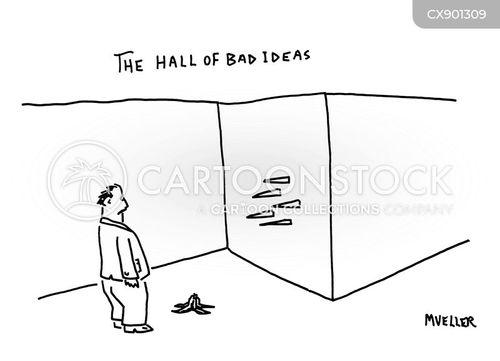 accidents cartoon