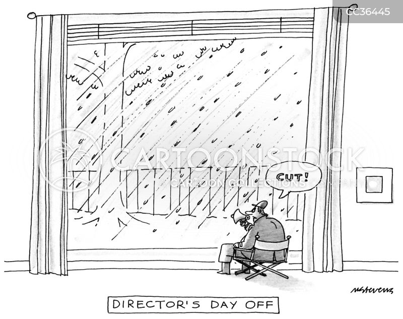 meteorologists cartoon