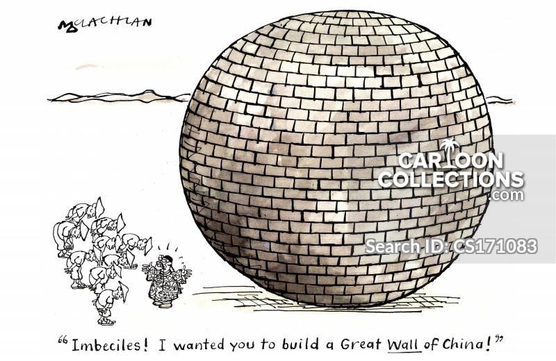 imbeciles cartoon