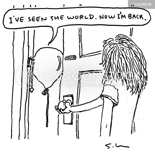 explore cartoon