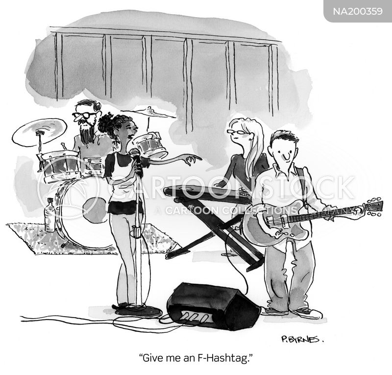 gig cartoon