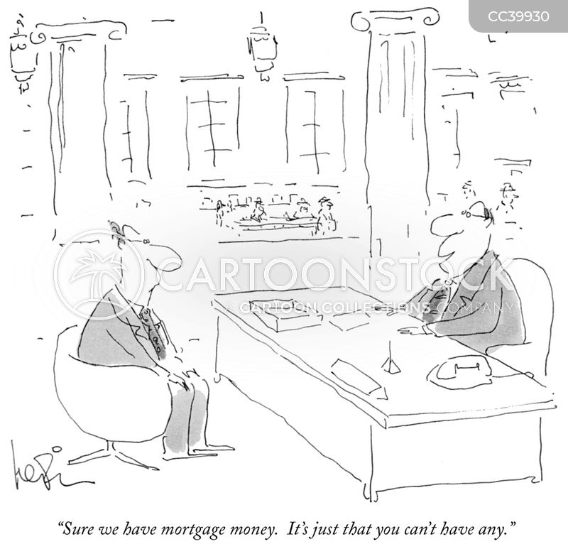 real estate agencies cartoon