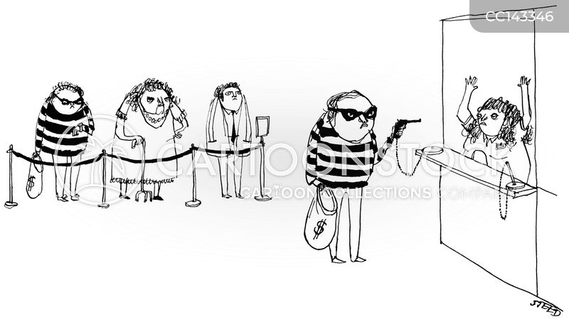 Bank Tellers cartoons, Bank Tellers cartoon, funny, Bank Tellers picture, Bank Tellers pictures, Bank Tellers image, Bank Tellers images, Bank Tellers illustration, Bank Tellers illustrations