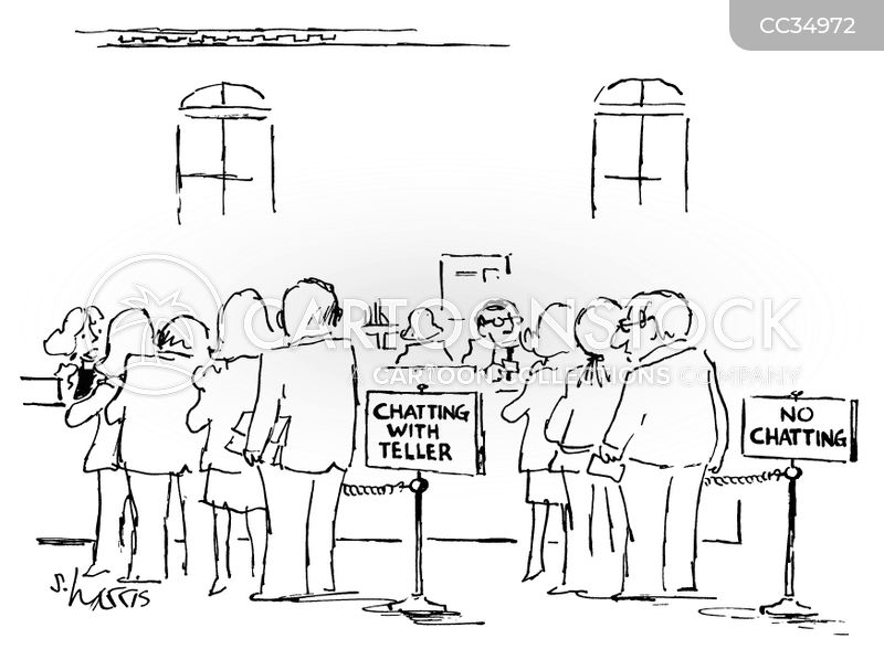 queue up cartoon