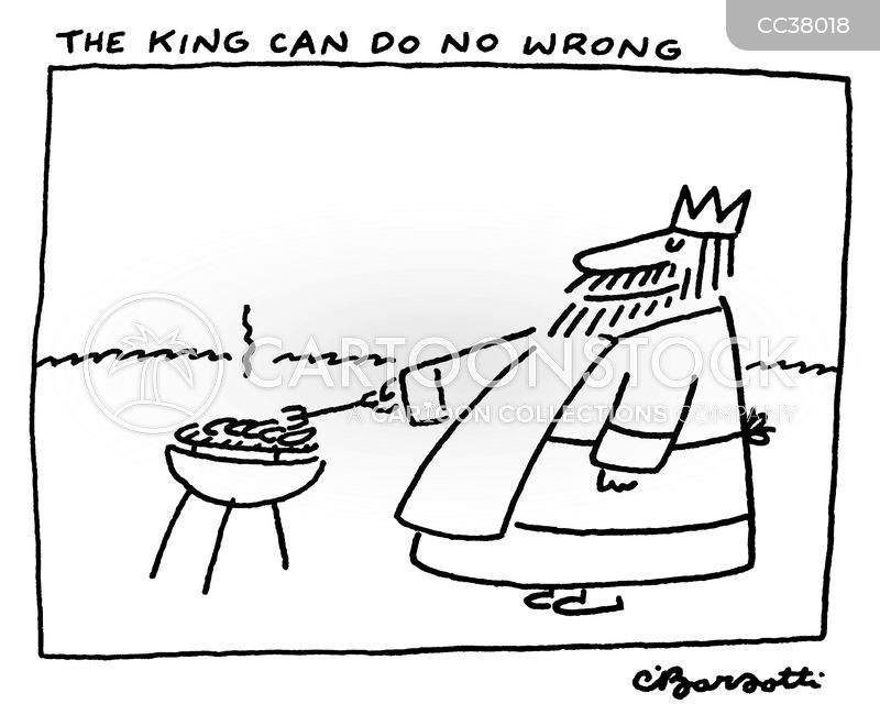 royals royalty cartoon