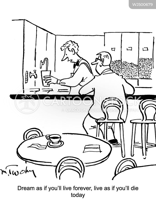inspirational speakers cartoon
