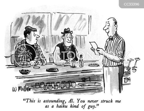 regulars cartoon