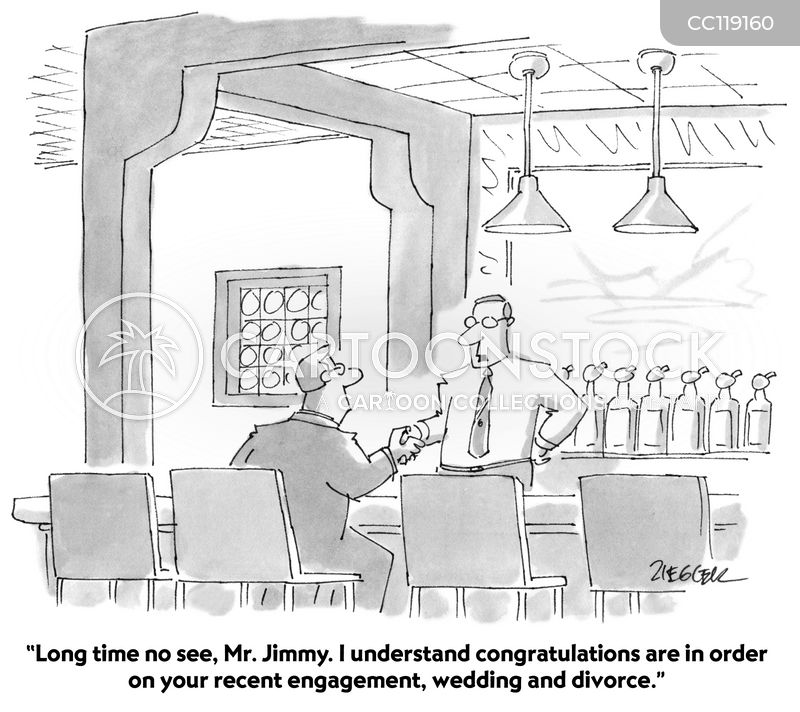 congratulating cartoon
