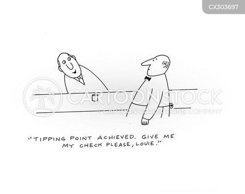 tipping point cartoon