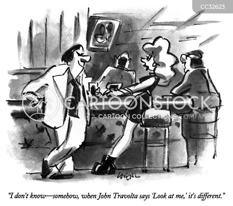 cocktail cartoon